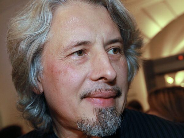 Писатель Владимир Сорокин
