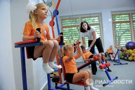 Пресс-тур по уникальным детским садам столицы