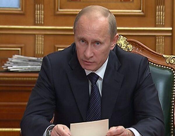 Главным в системе ОМС должны быть интересы пациента - Путин