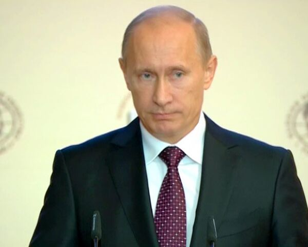 Битвы за Арктику не будет - Путин