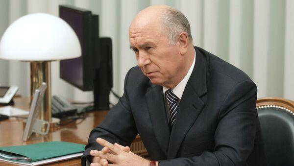 Николай Меркушкин. Архивное фото