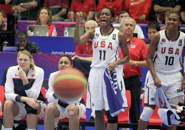 Женская сборная США по баскетболу