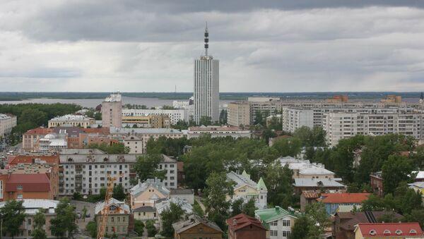 Панорама Архангельска