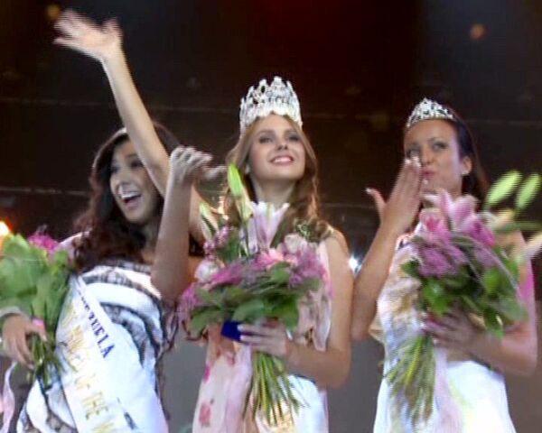 Девушка из Латвии выиграла конкурс красоты Мисс Принцесса мира