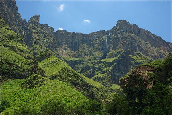 Необыкновенная природа Лесото, ЮАР