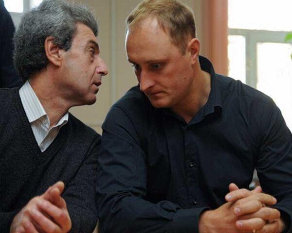 Зибров счел недостаточными три года колонии для лишившего его глаза
