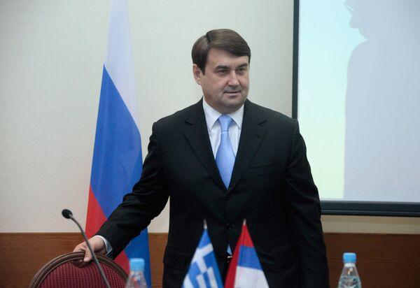 Министр транспорта РФ Игорь Левитин. Архив