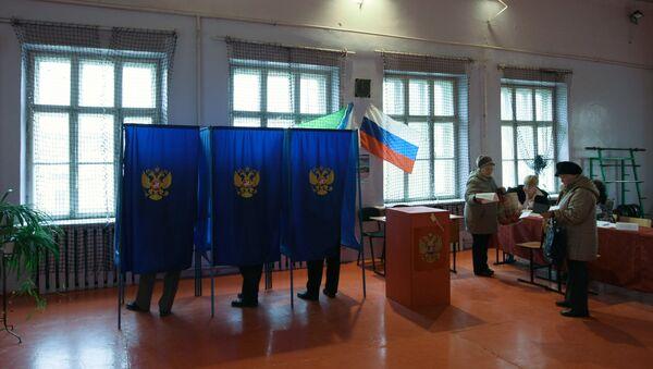 Единый день голосования 10 октября 2010