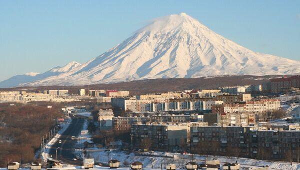 Петропавловск-Камчатский. Архивное фото