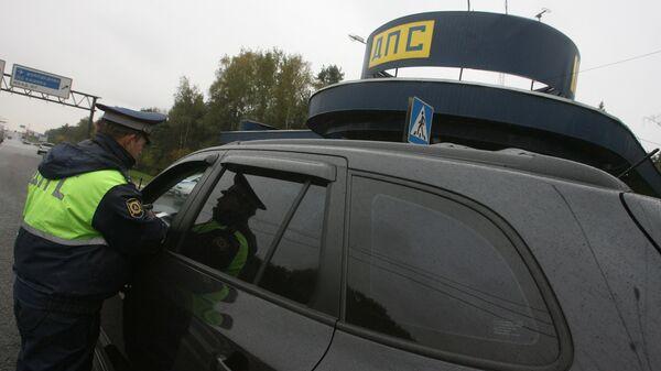 Проверка уровня тонирования стекол автомобилей в Москве