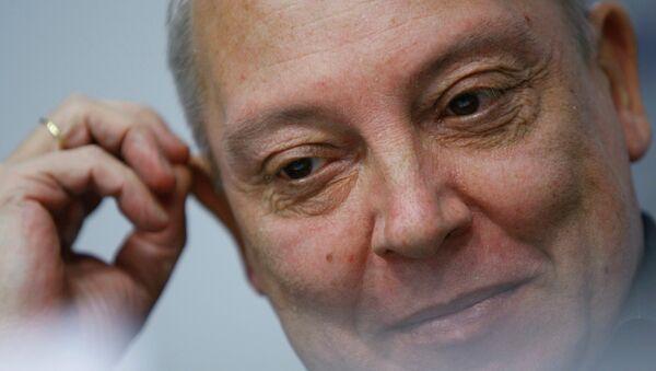 Директор Московского цирка Никулина на Цветном бульваре Максим Никулин. Архивное фото