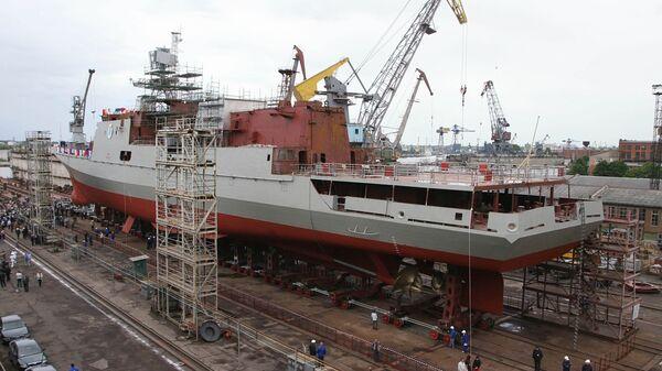 Фрегат проекта 11356 для ВМС Индии