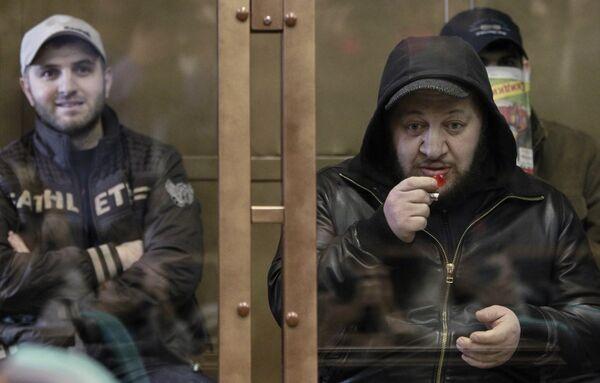 Оглашение приговора по делу об убийстве Руслана Ямадаева