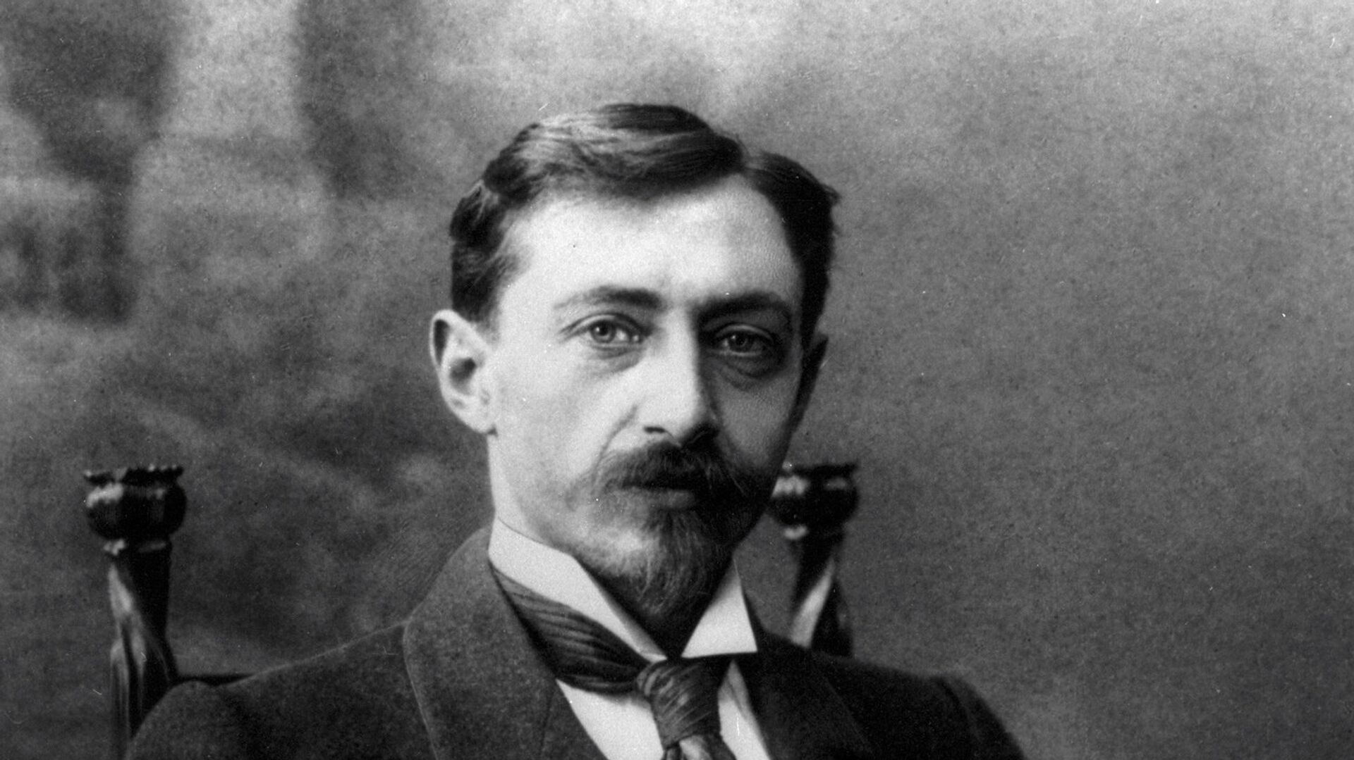 Русский писатель Иван Алексеевич Бунин - РИА Новости, 1920, 22.10.2015
