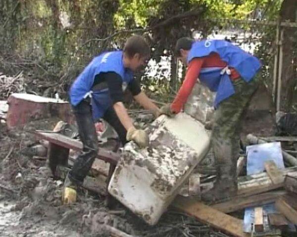 Жители Туапсинского района надеются, что их дома не подлежат восстановлению