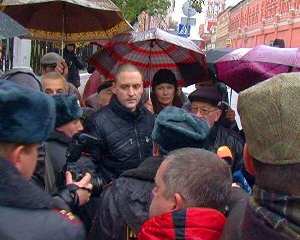 Оппозиции удалось пронести в Мосгордуму наказ новому мэру столицы