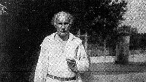 Поэт Андрей Белый. Архив