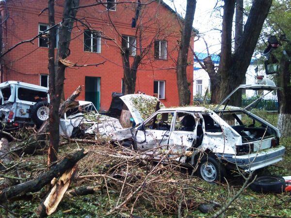 Взрыв прогремел в дагестанском Хасавюрте неподалеку от ПТУ