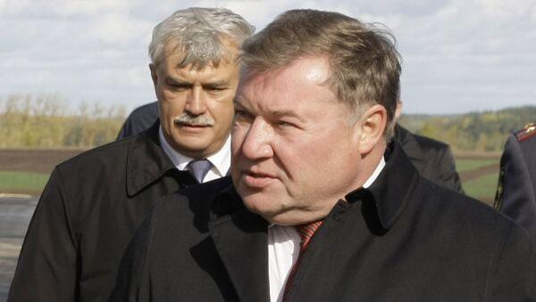 Губернатор Орловской области Александр Козлов. Архивное фото