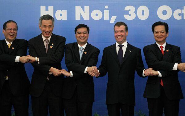 Саммит АСЕАН в Ханое