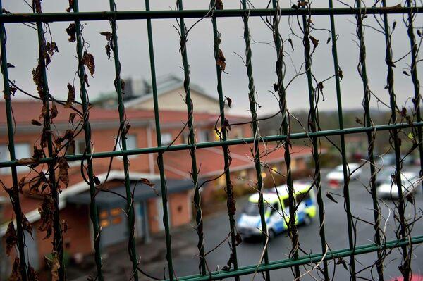 Полиция Швеции арестовала двоих подозреваемых в подготовке взрыва в Гетеборге