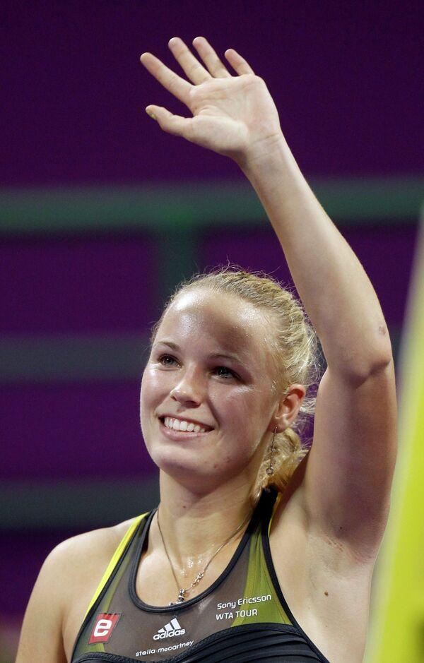 Каролина Возняцки