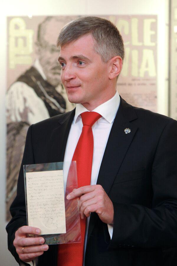 Александр Кибовский. Архив