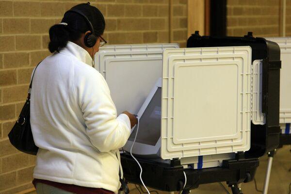 Выборы в конгресс США