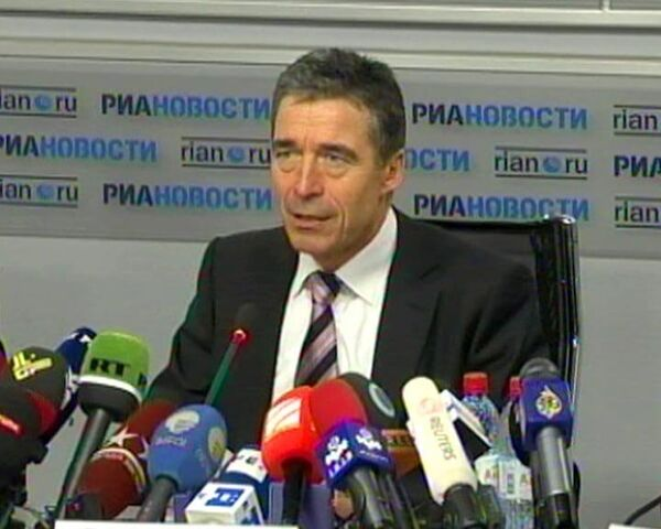 НАТО не считает Россию врагом – Андерс Фог Расмуссен