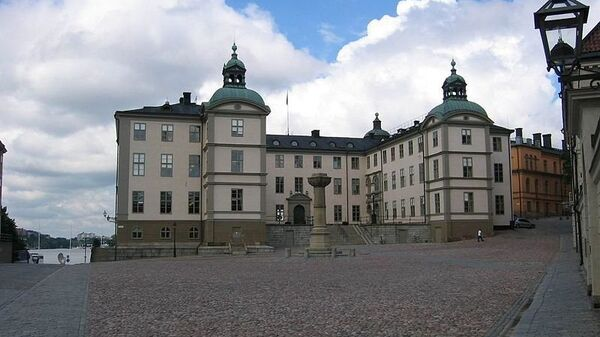 Апелляционный суд Стокгольма. Архивное фото.