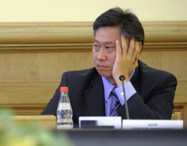 Сергей Цой
