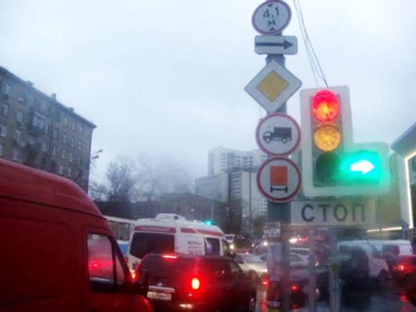 Сложные развязки Москвы: Улица Вавилова и Крымский вал