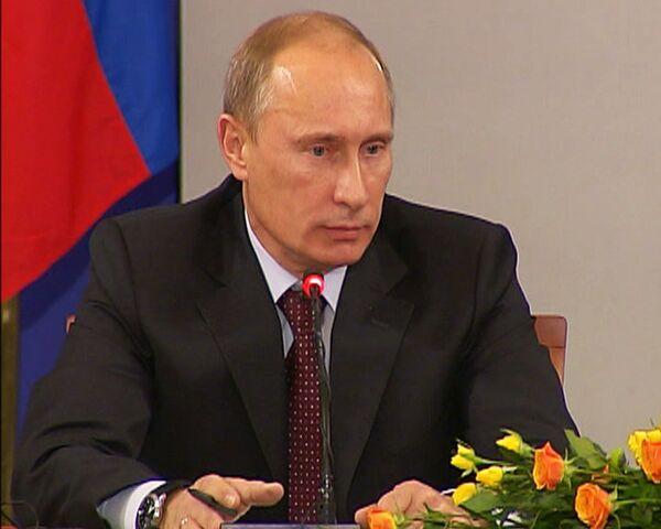 Путин с помощью цифр убедил болгар влиться в Южный поток