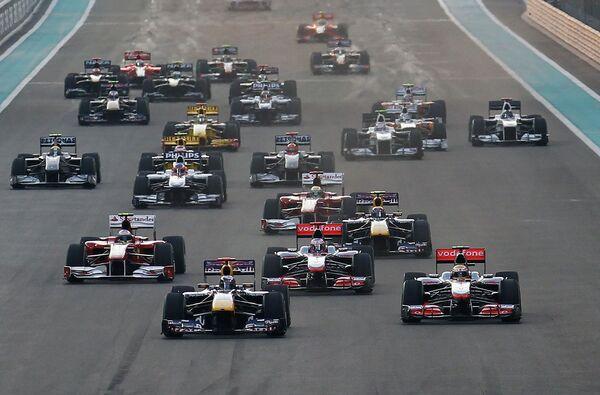 Пилоты Формулы-1