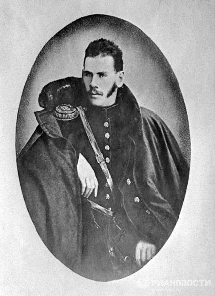 Писатель Л.Толстой