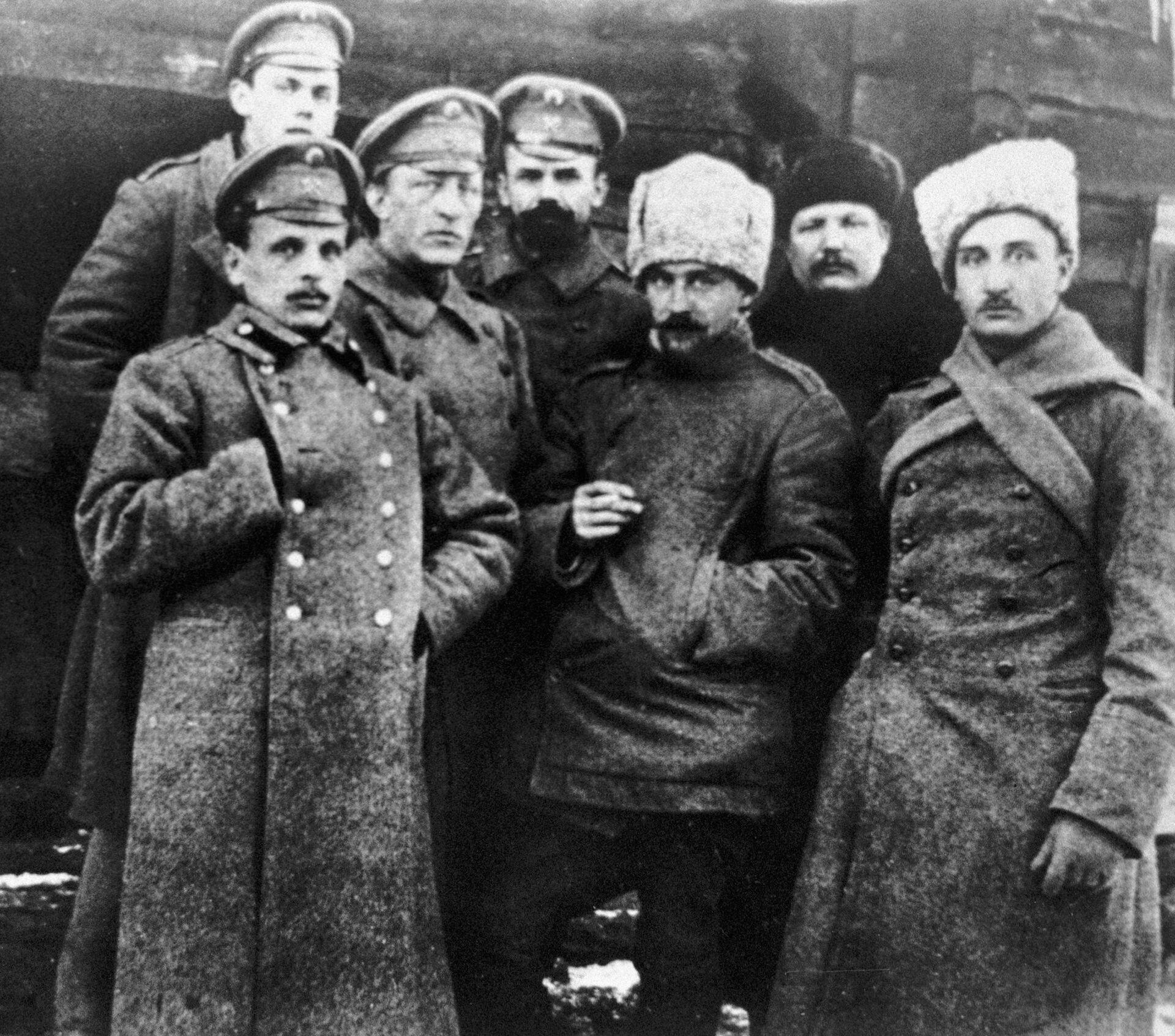 Александр Блок - РИА Новости, 1920, 24.11.2020