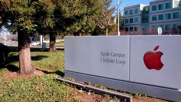 Кампус Apple в Купертино