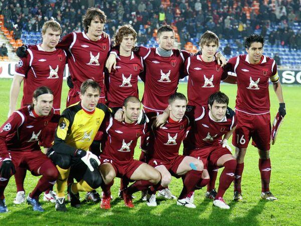 Футболисты Рубина. Архив
