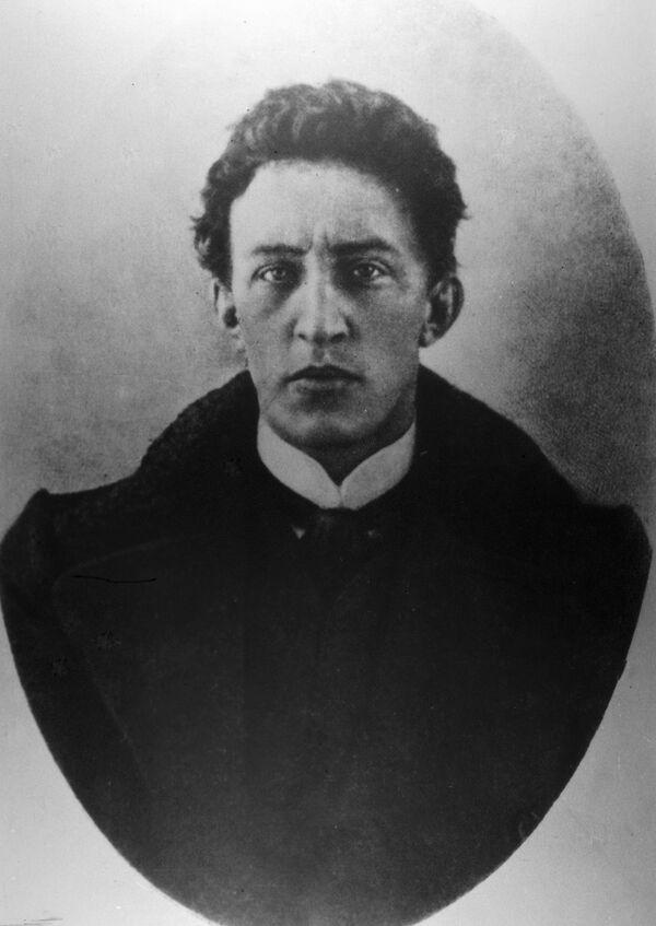 Поэт Александр Блок