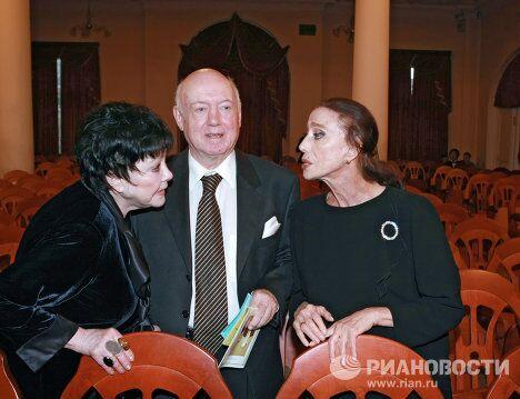 Концерт Майя Плисецкая и Родион Щедрин 50 лет вместе
