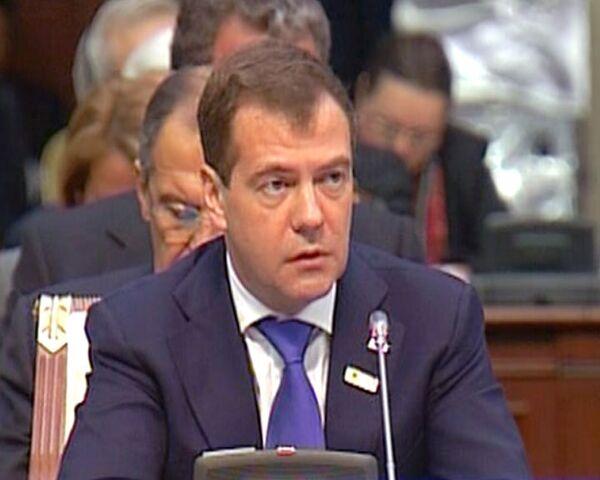 Медведев: ОБСЕ теряет потенциал и нуждается в модернизации