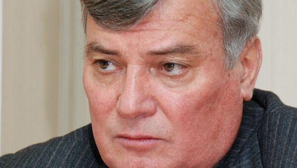 Владимир Эштреков. Архивное фото