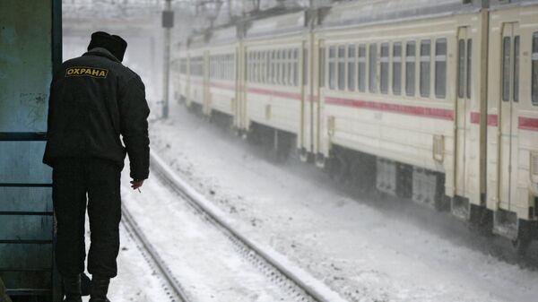 Землетрясение в Туве не повлияло на работу железной дороги в Сибири