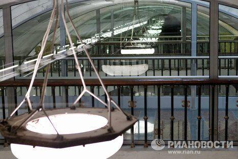 Открытие перехода на станции метро Белорусская в Москве