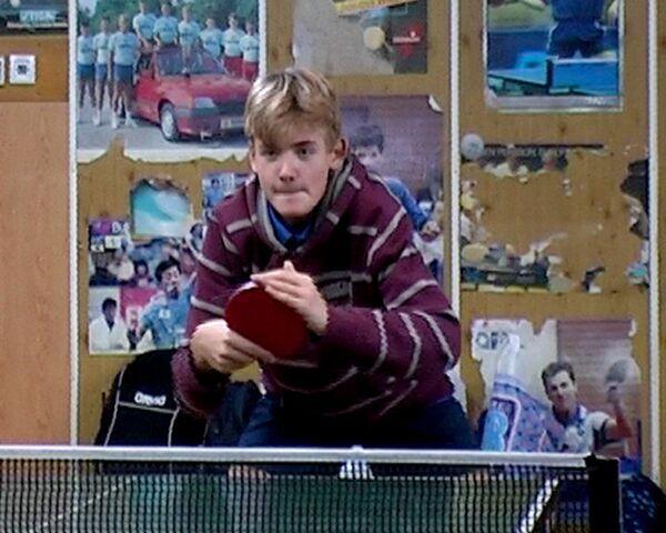 Игры в тишине: настольный теннис среди слабослышащих спортсменов