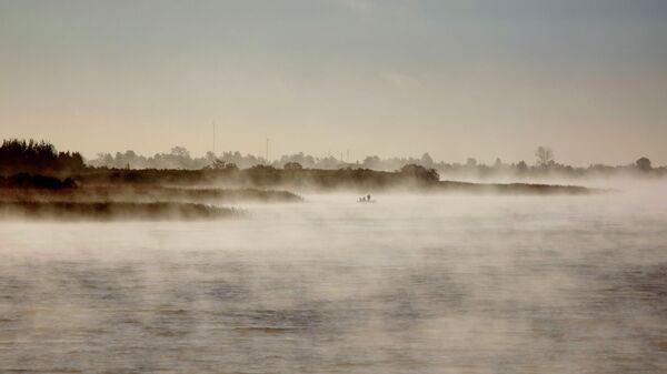 Река Свирь в Ленинградской области