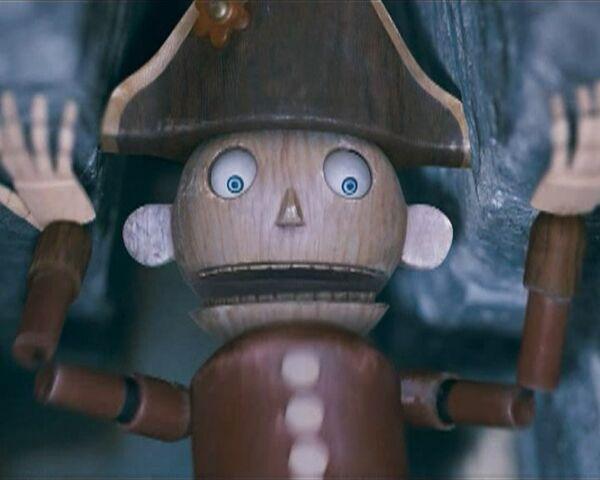 Щелкунчик и Крысиный король 3D - старая сказка на новый лад. Трейлер