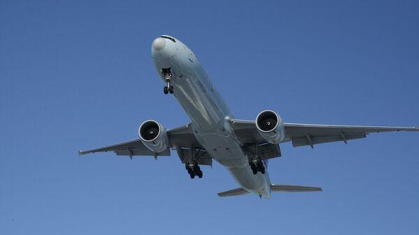 Самолет Boeing 777. Архивное фото.