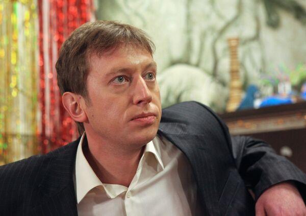 Актер Михаил Трухин. Архив