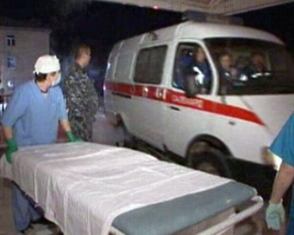 Пассажиров разбившегося на Ямале вертолета Ми-8 доставили в больницу
